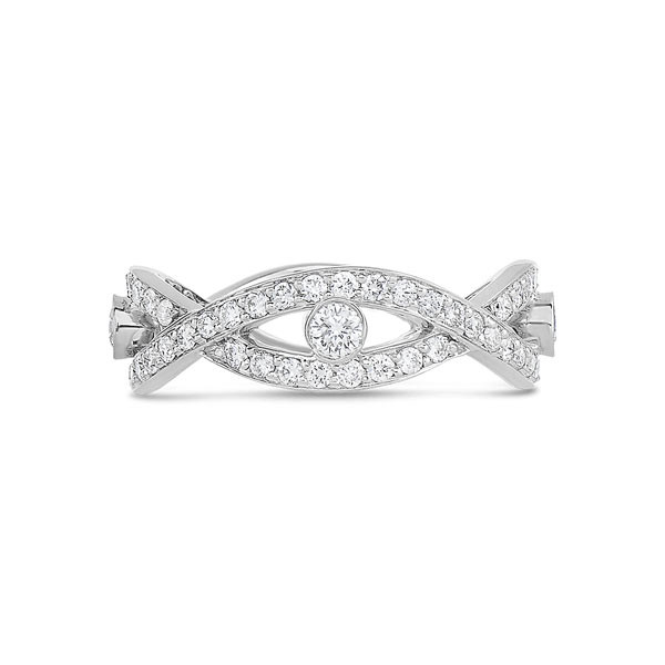 Roberto Coin Cento Diamond Ring