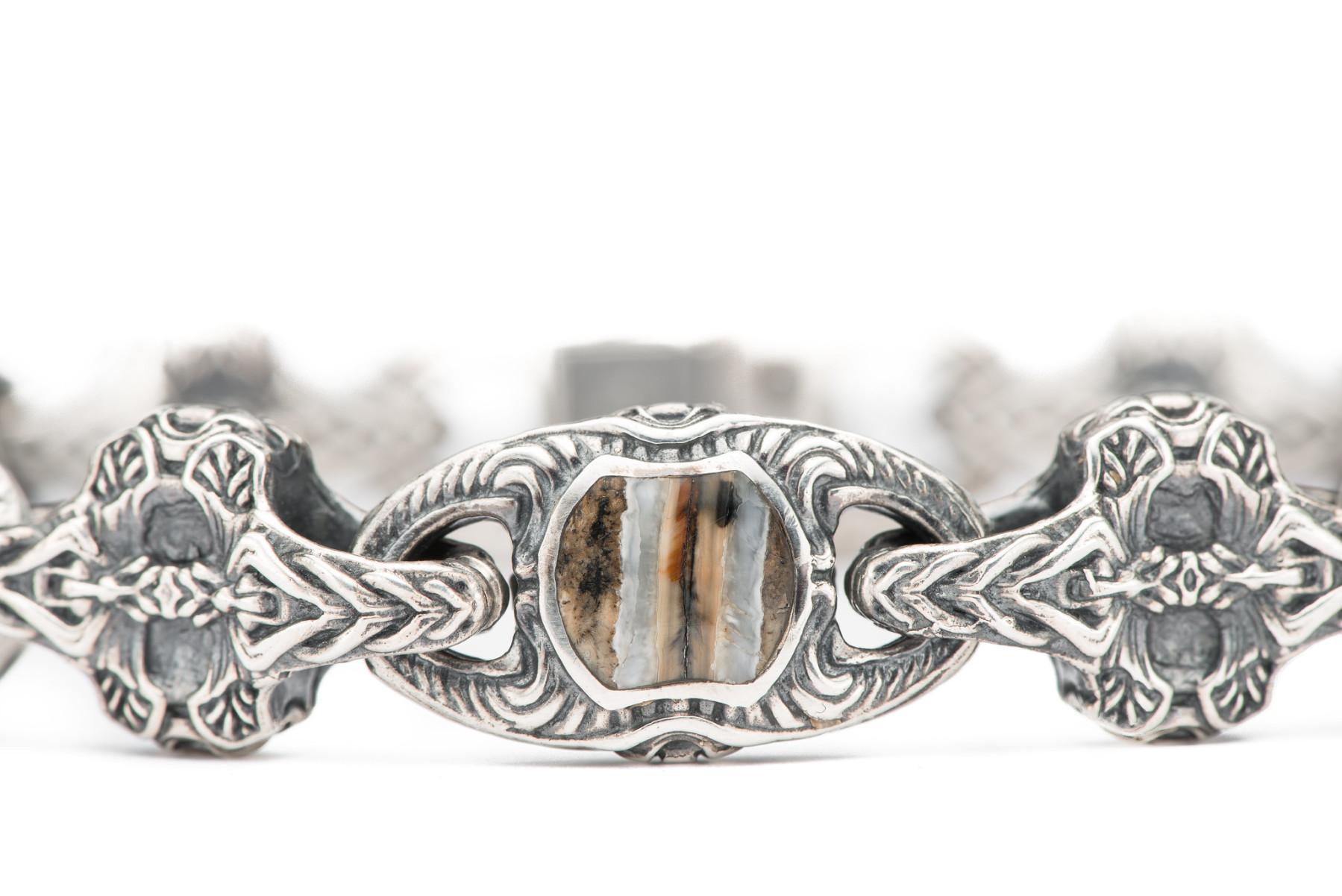 William Henry Squire Bracelet Detail