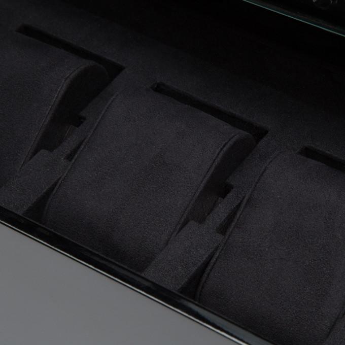 Wolf Regent 12 Cabinet Watch Winder with Storage - Inside Image