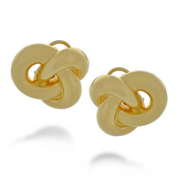 Roberto Coin Knot Earrings