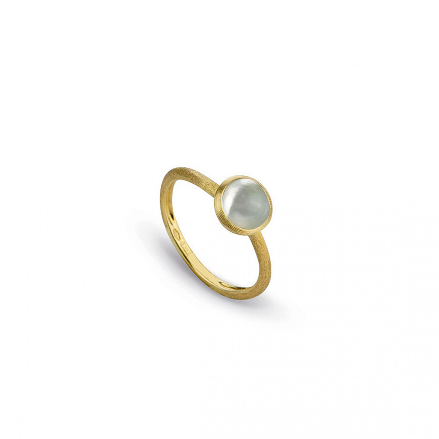 Marco Bicego Jaipur Gold Mother of Pearl Ring