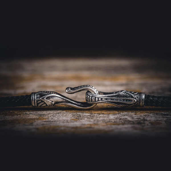 William Henry Fire Morpheus Knife Pendant Clasp