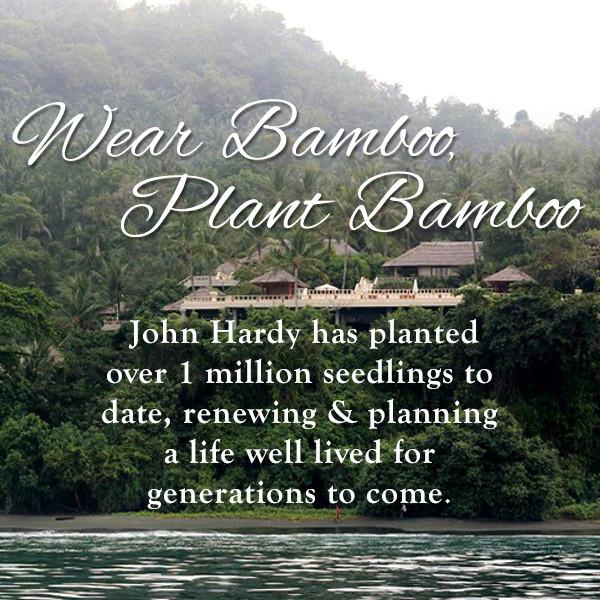 Wear Bamboo, Plant Bamboo