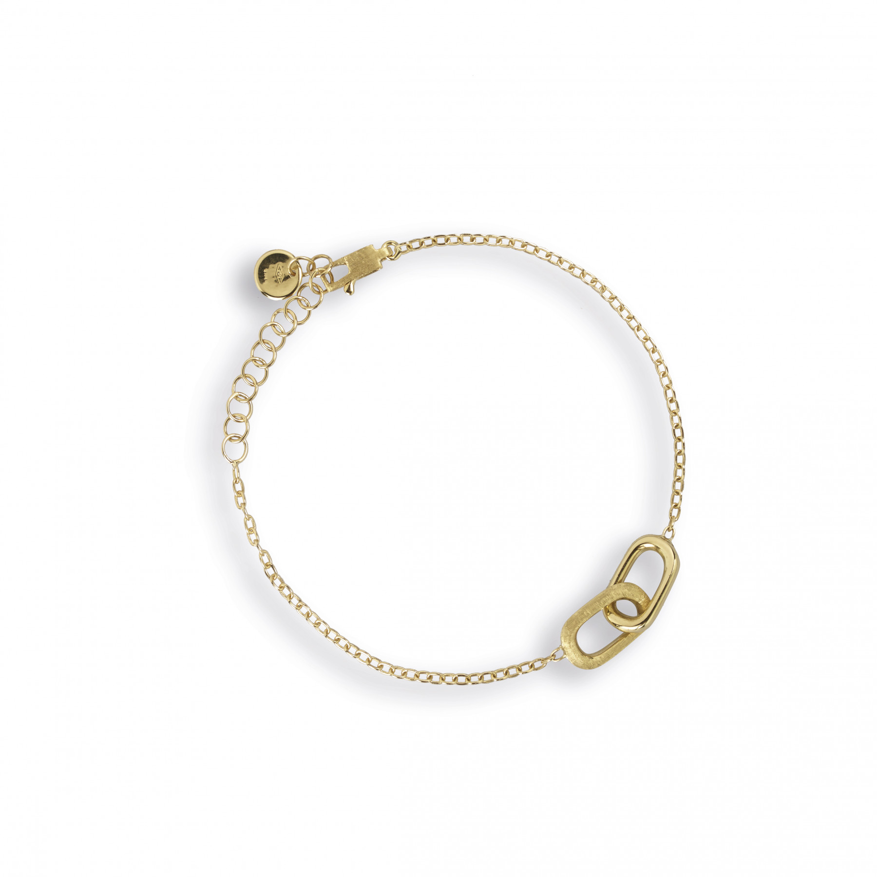 Marco Bicego Delicati Gold Station Bracelet