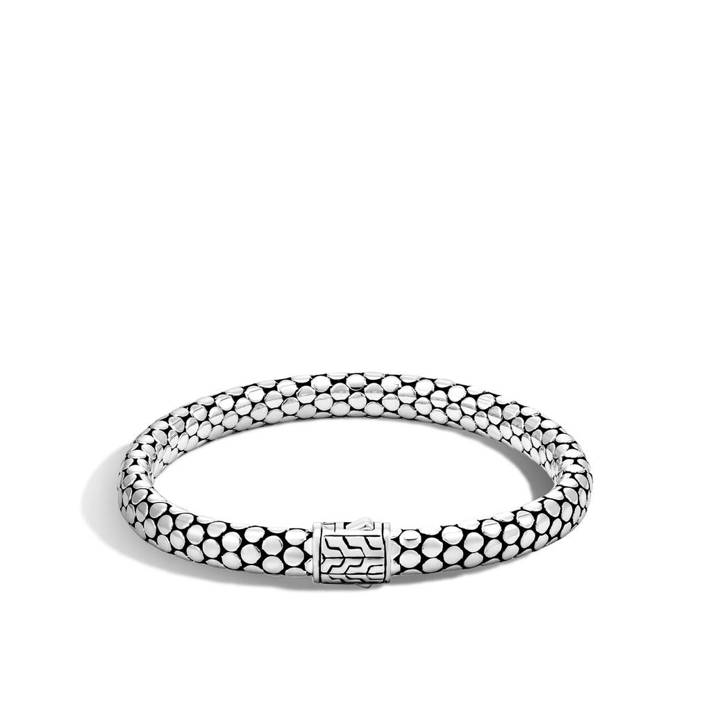 John Hardy Dot Bracelet with Classic Chain Clasp