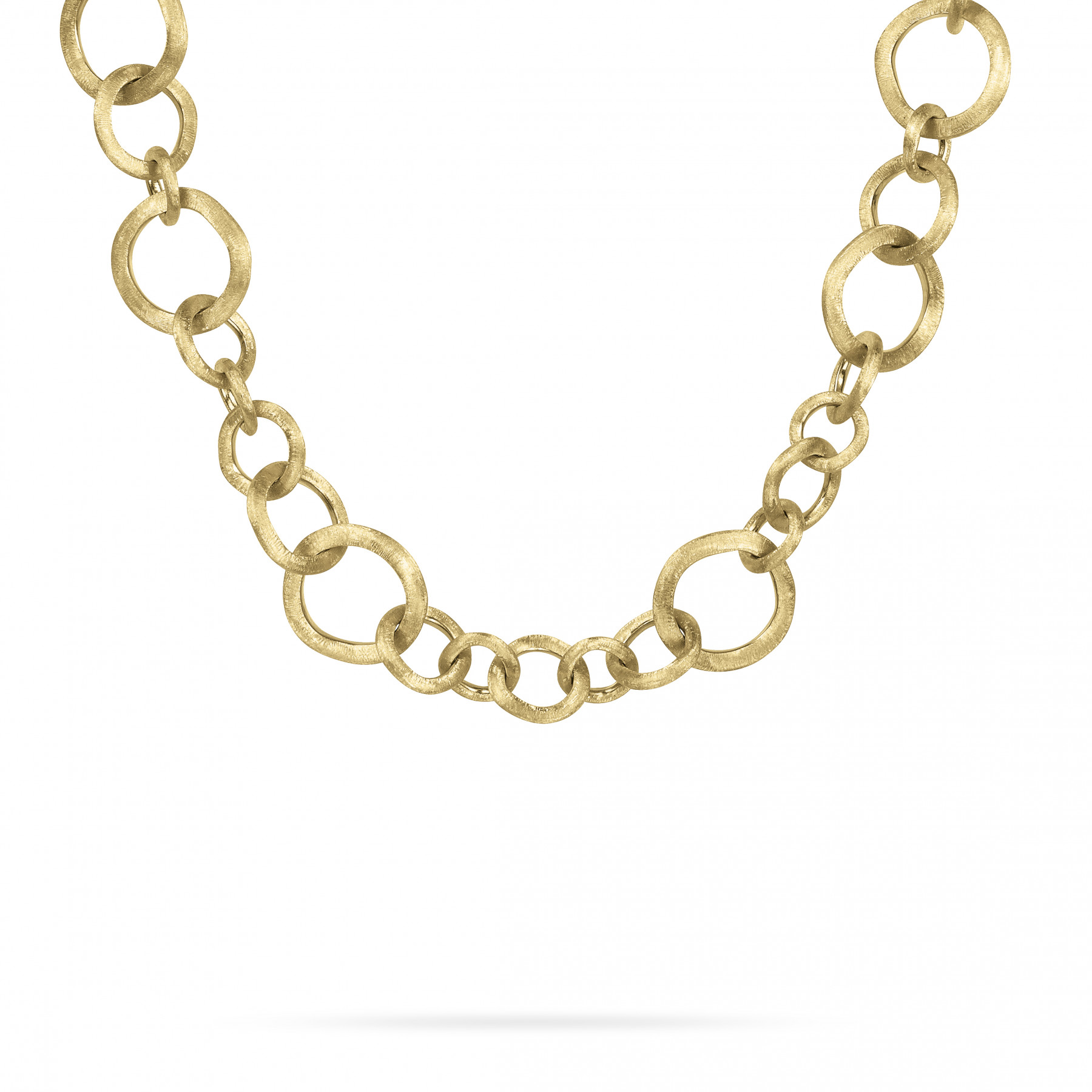 Marco Bicego Link Yellow Gold Necklace 17.75""