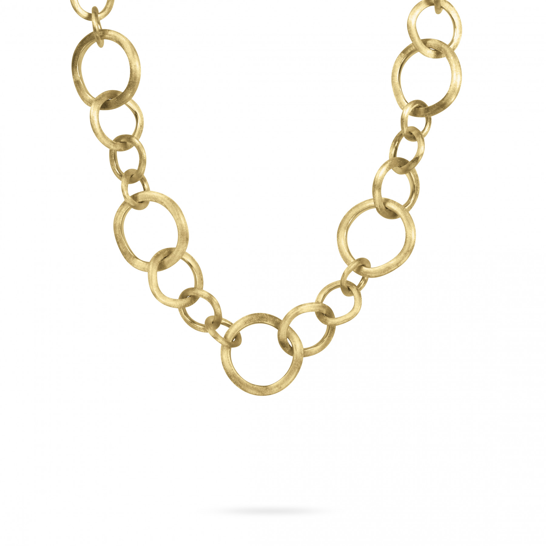 Marco Bicego 18kt Yellow Gold Chain Necklace 19""