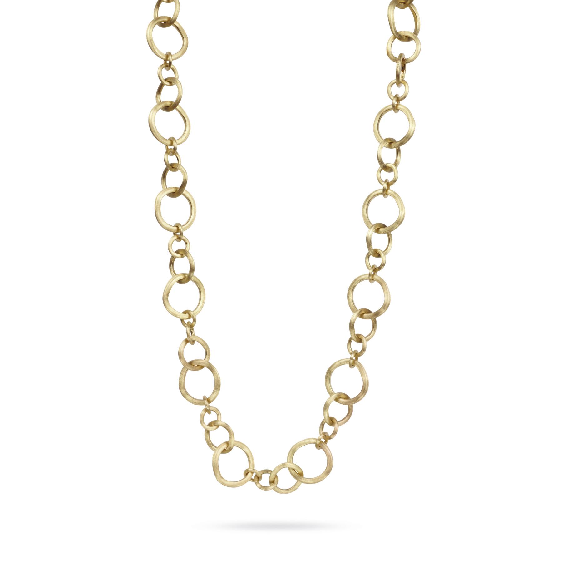 Marco Bicego Jaipur Link Medium Link Convertible Necklace