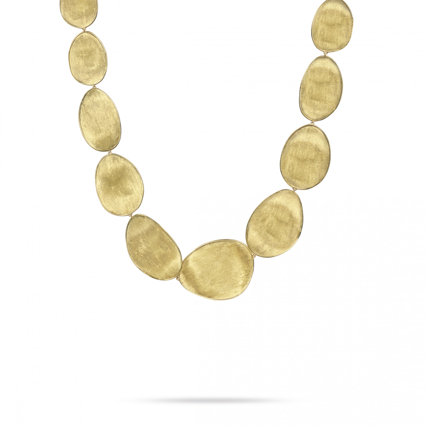 Marco Bicego Lunaria 18kt Yellow Gold Necklace