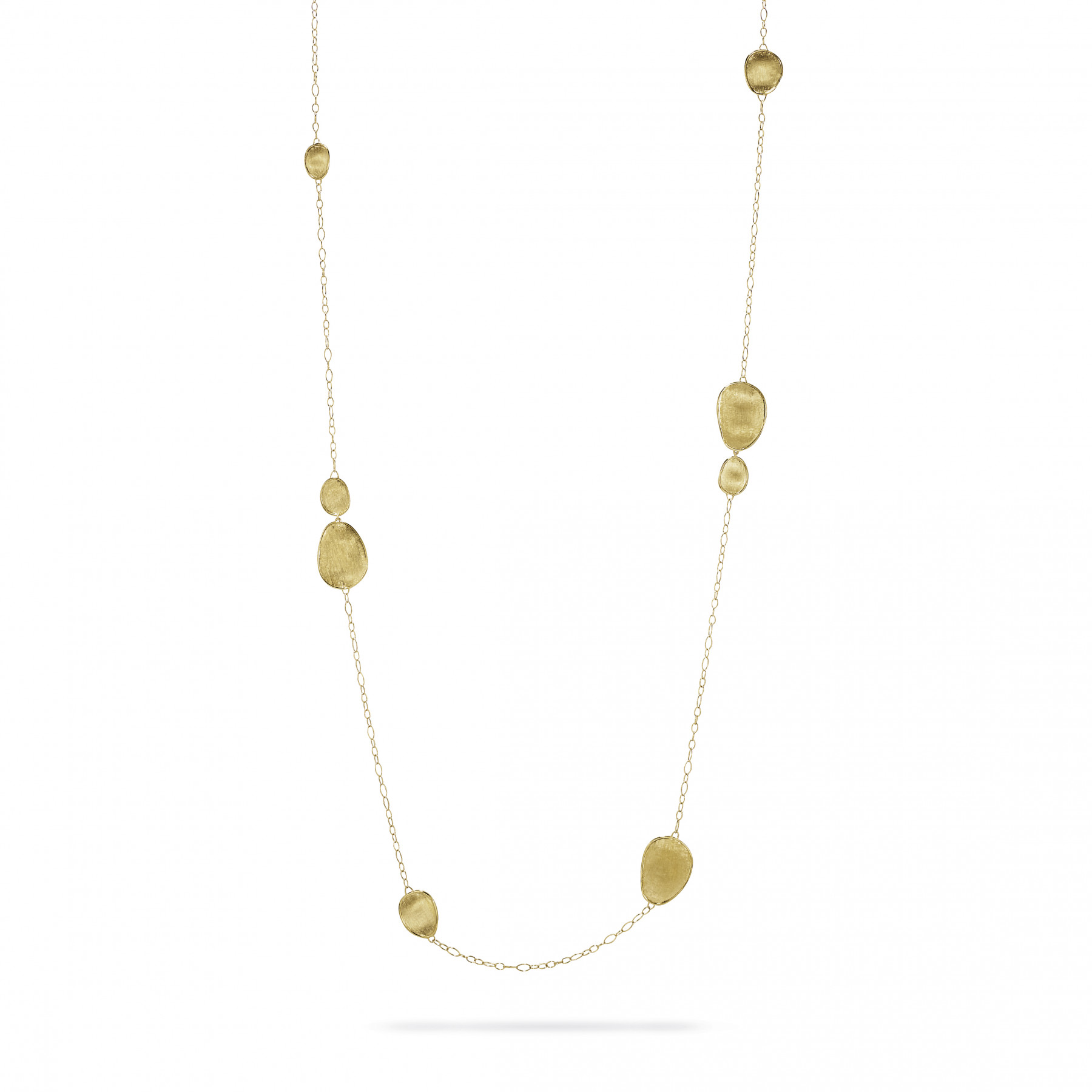 Marco Bicego Lunaria Gold Necklace