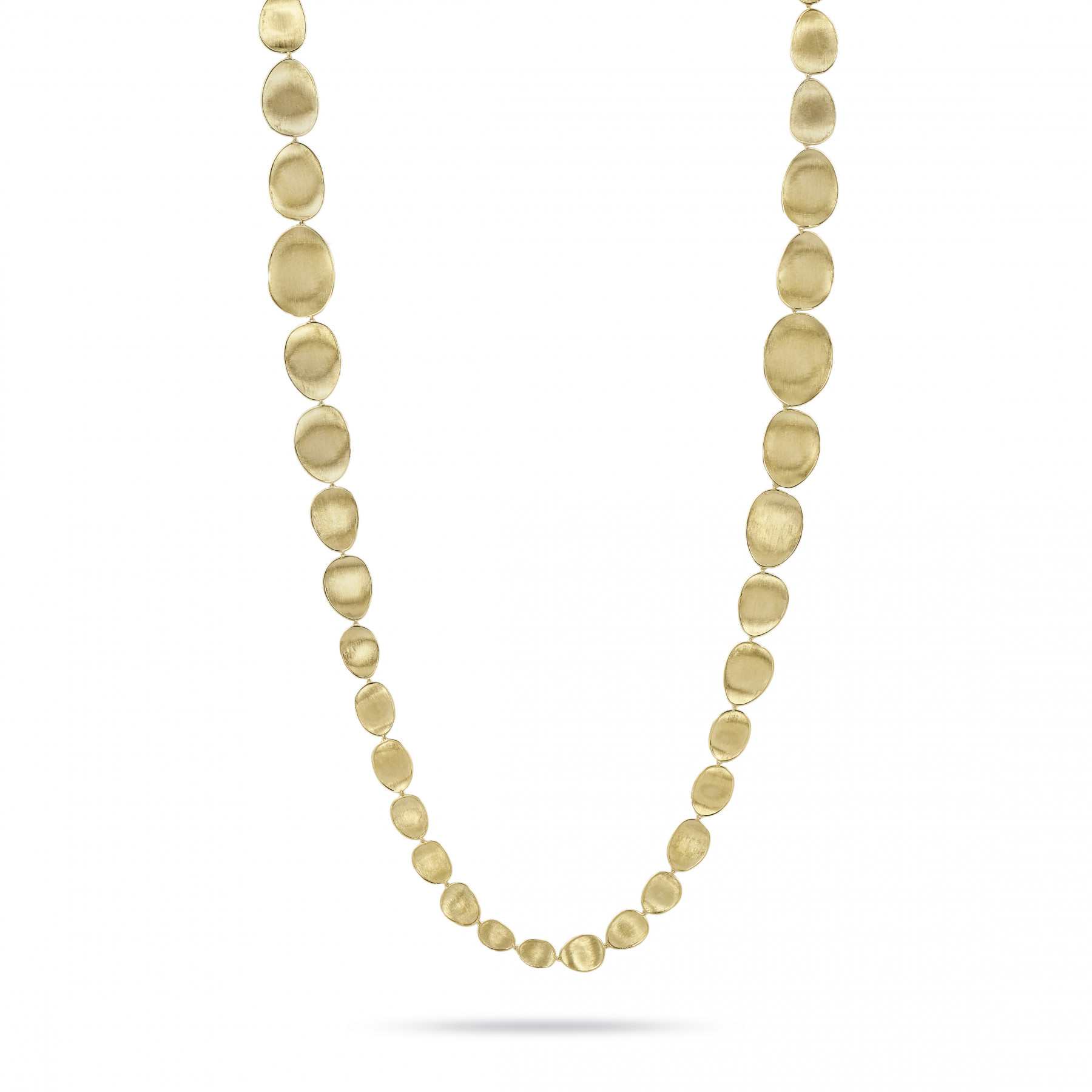 Marco Bicego Lunaria Yellow Gold Necklace