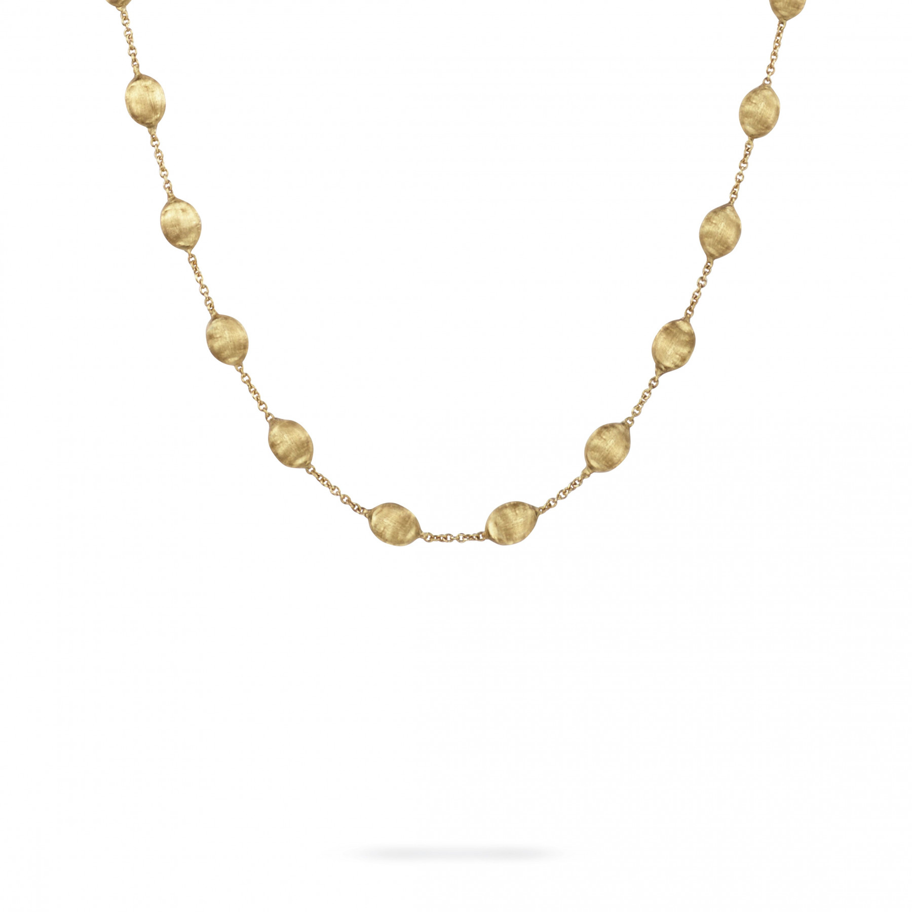 Marco Bicego Sivilgia 18kt Yellow Gold Necklace 16""