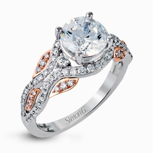 Simon G. DR349 Fabled Engagement Ring