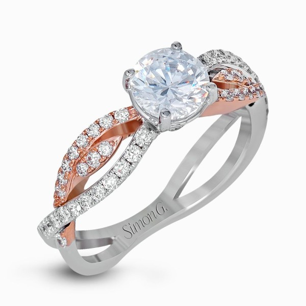Simon G. DR352 Fabled Engagement Ring