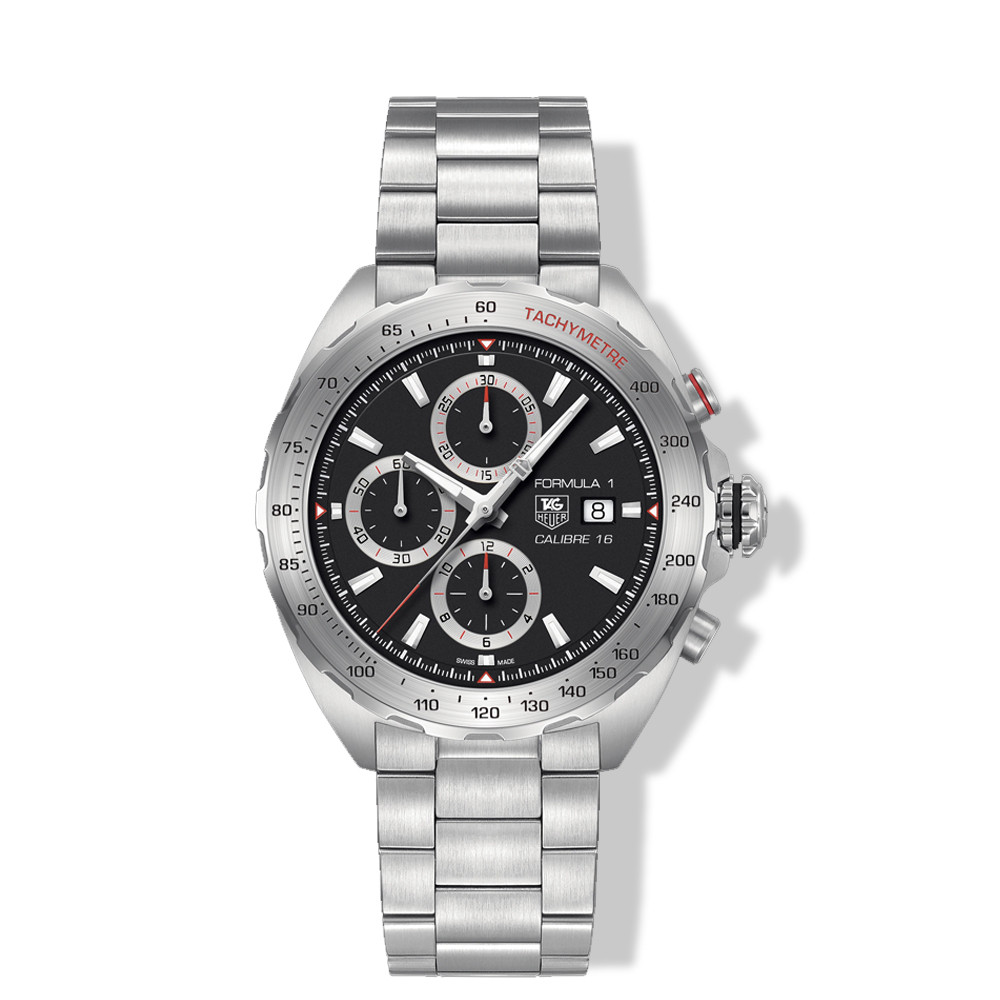 Tag Heuer Formula 1 Calibre 16 Automatic Chronograph 44mm Watch