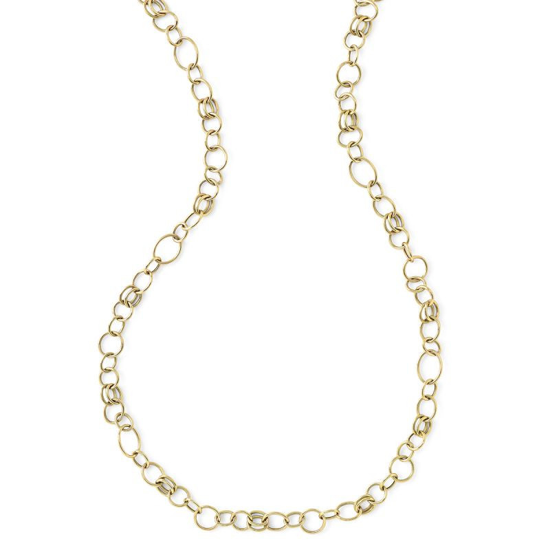 IPPOLITA 18K Gold Classico Long Link Necklace