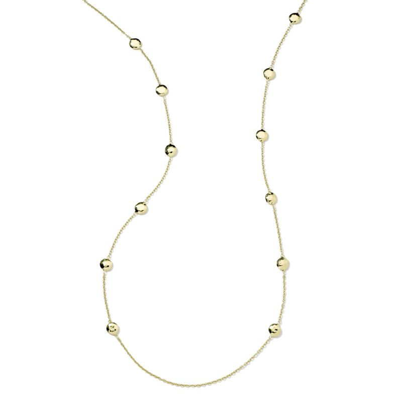 Ippolita Gold Classico Long Station Necklace