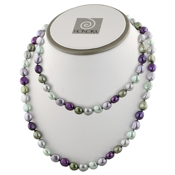 Honora Grapevine Baroque Freshwater Pearl Necklace