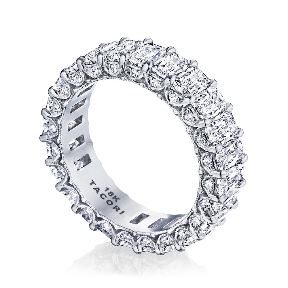 It is just a picture of Tacori HT 45 RoyalT Wide Triple Cut Diamond Eternity Wedding Band