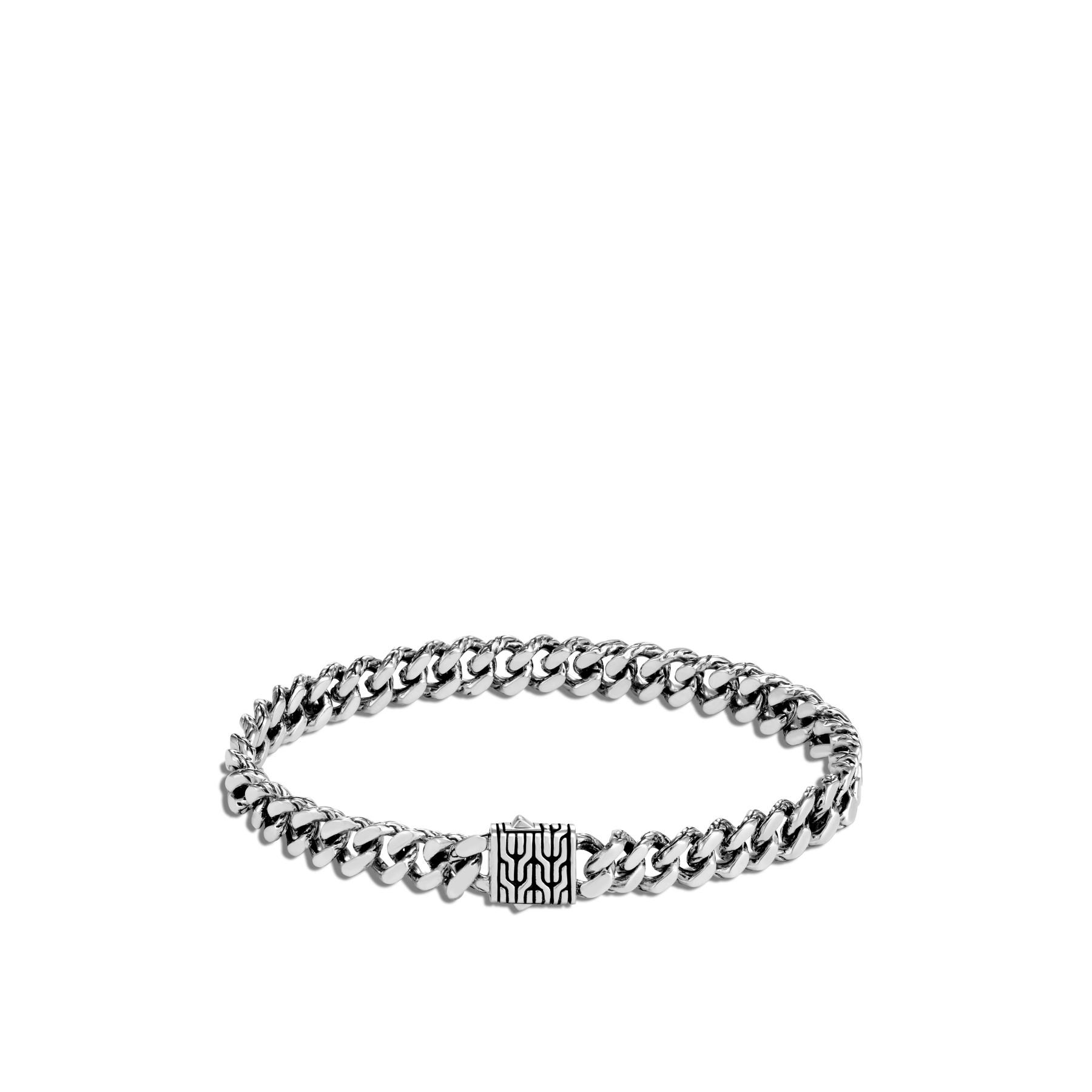 John Hardy Classic Chain Small Link Bracelet in Sterling Silver