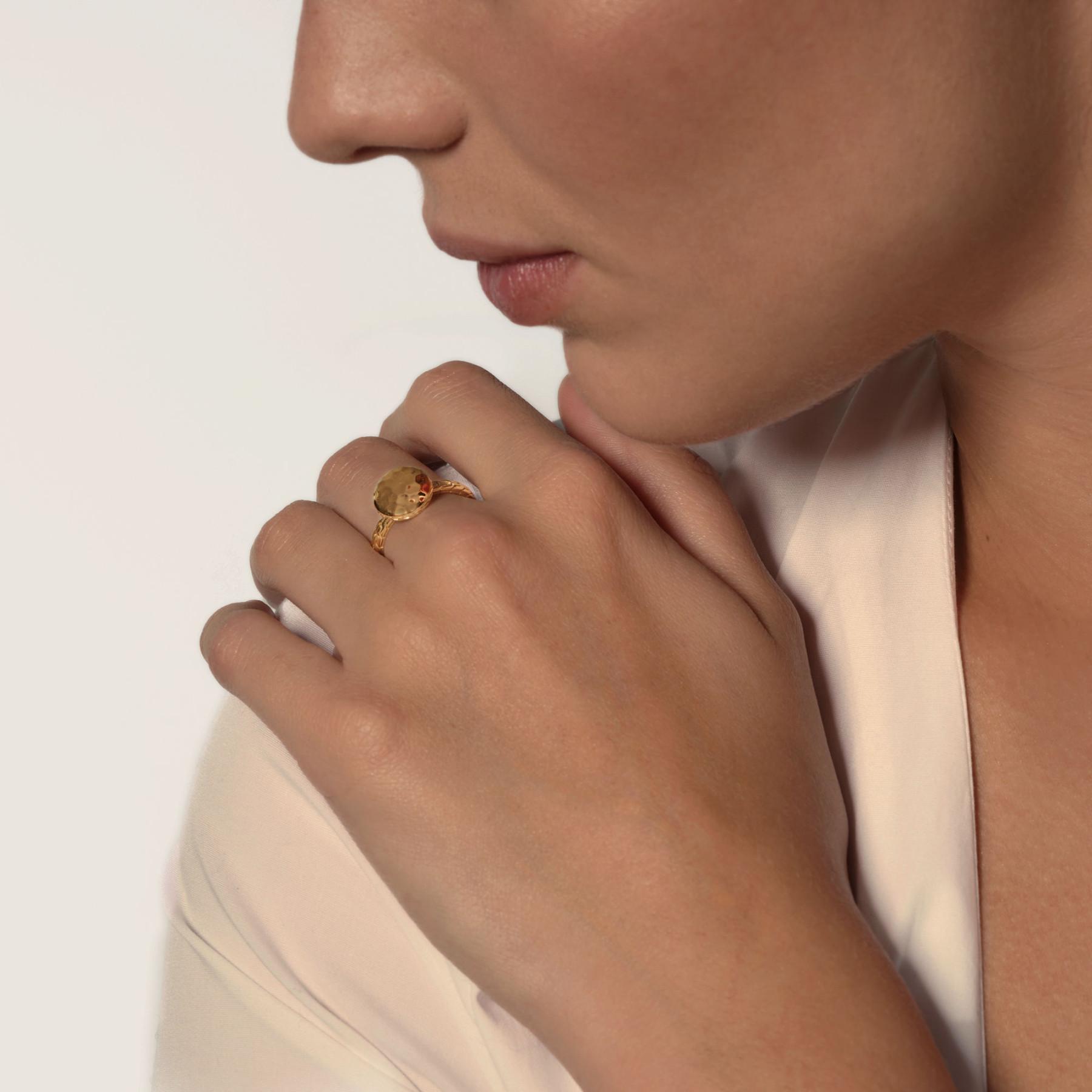 John Hardy Dot Gold Ring alt 3 image