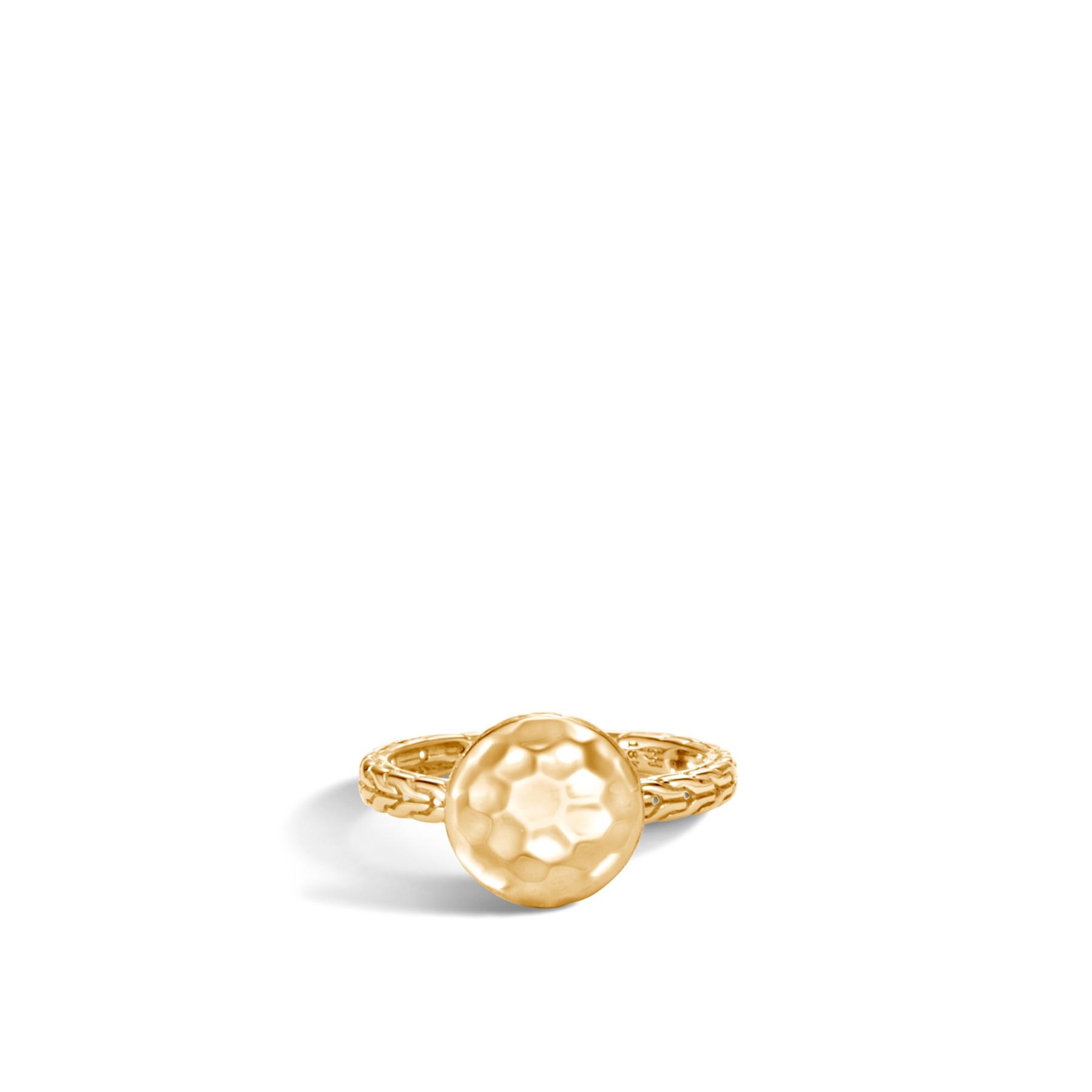John Hardy Dot Gold Ring alt 2 image