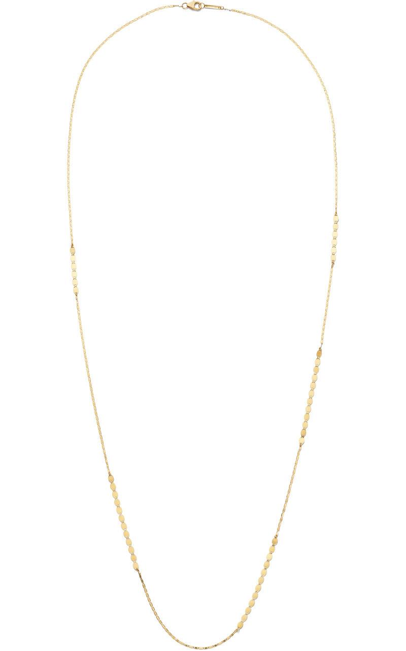 Lyst - Lana Jewelry Bond Nude 14k Lariat Necklace in Metallic
