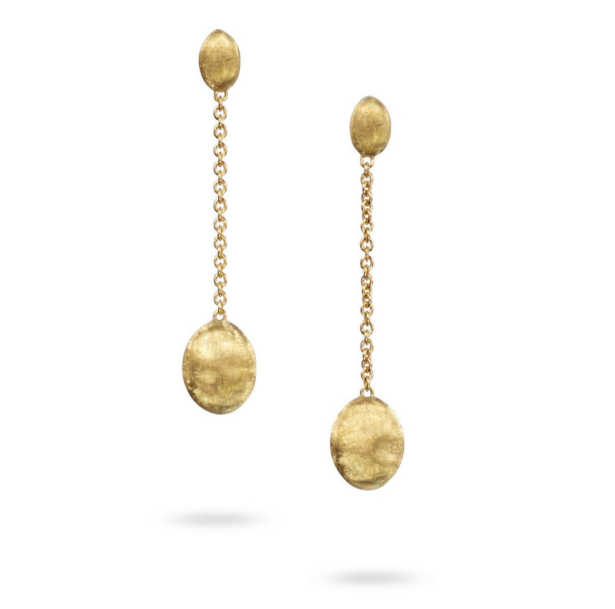 Marco Bicego Sivilgia 18kt Yellow Gold 1 Strand Earrings
