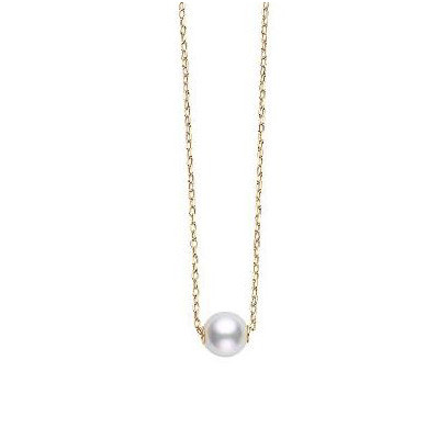 Mikimoto Akoya Cultured Pearl Necklace
