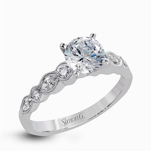 MR2399 Duchess Engagement Ring