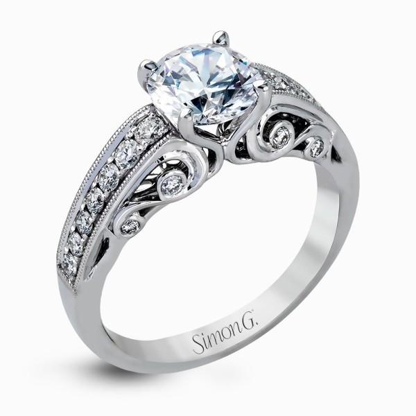 Simon G. MR2415 Duchess Engagement Ring