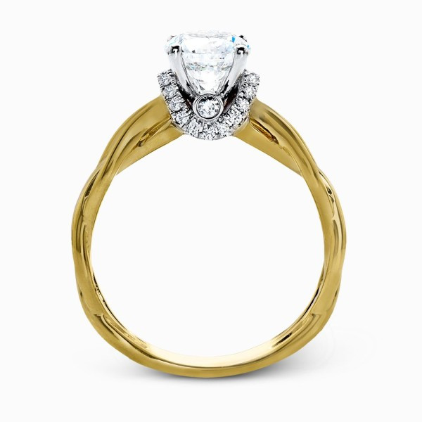 MR2511 Fabled Engagement Ring Settin