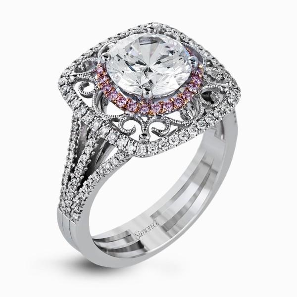 Simon G. MR2643 Duchess Engagement Ring