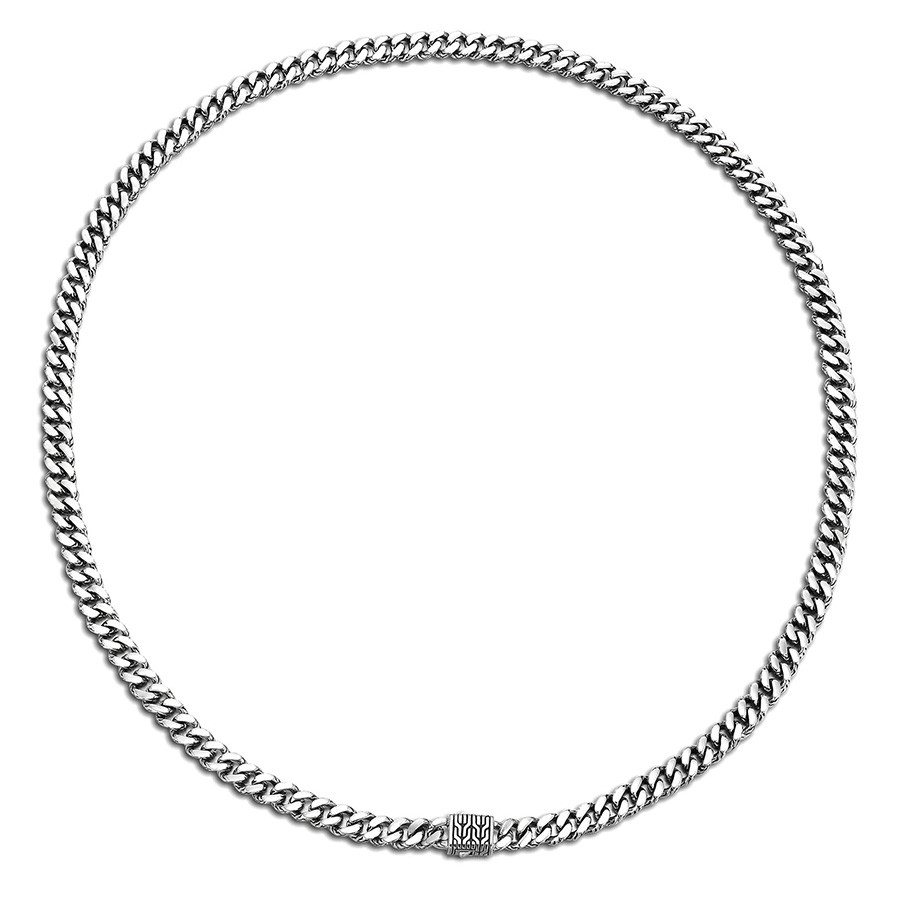 "John Hardy 20"" Classic Chain Sterling Silver Link Necklace"