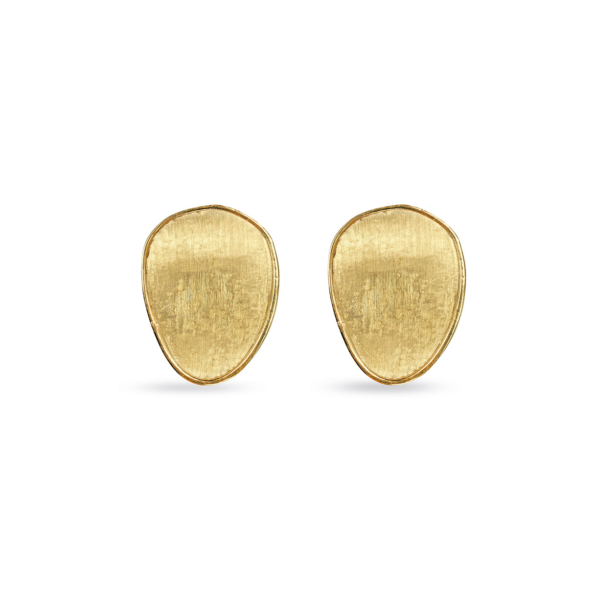 Marco Bicego Lunaria 18kt Yellow Gold Earrings