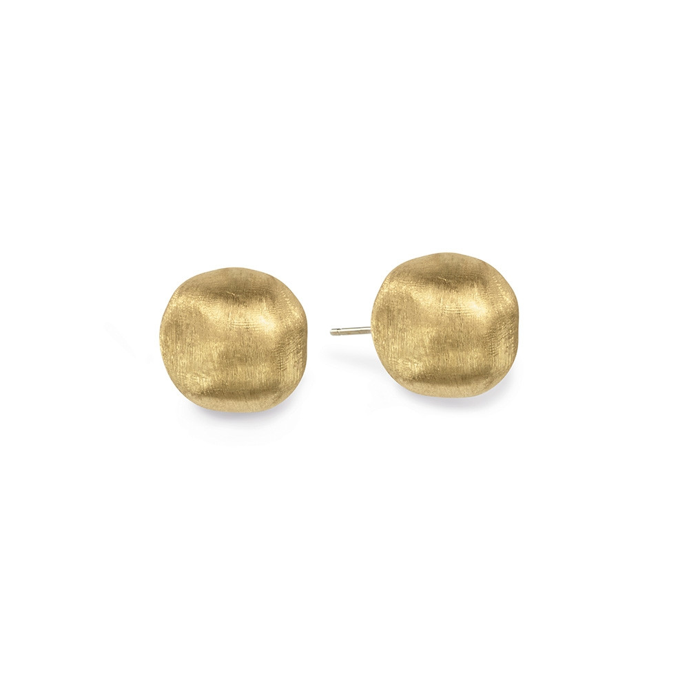 Marco Bicego Yellow Gold Africa Stud Earrings