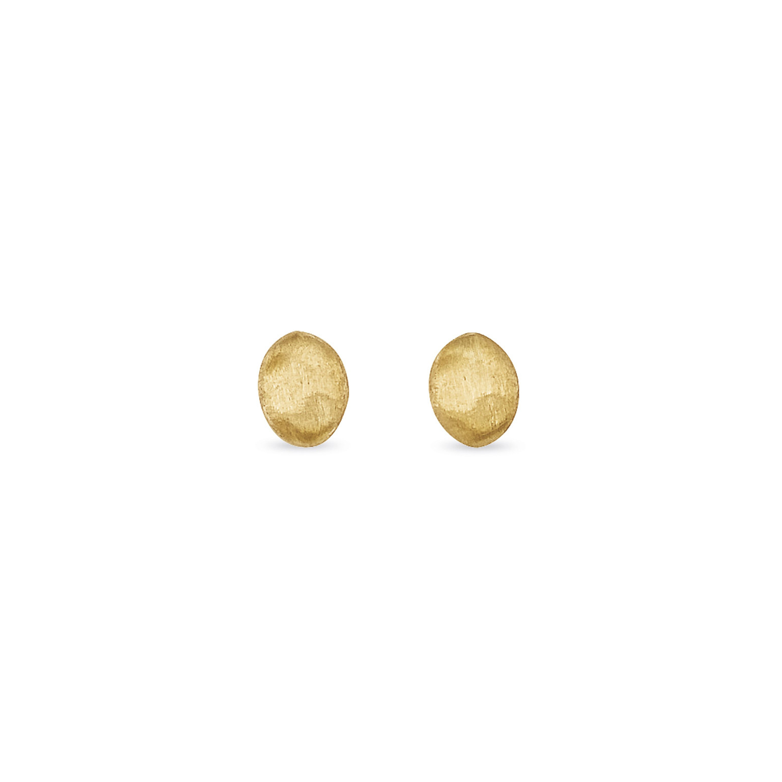 Marco Bicego Sivilgia Sivilgia 18kt Yellow Gold Small Oval Earrings