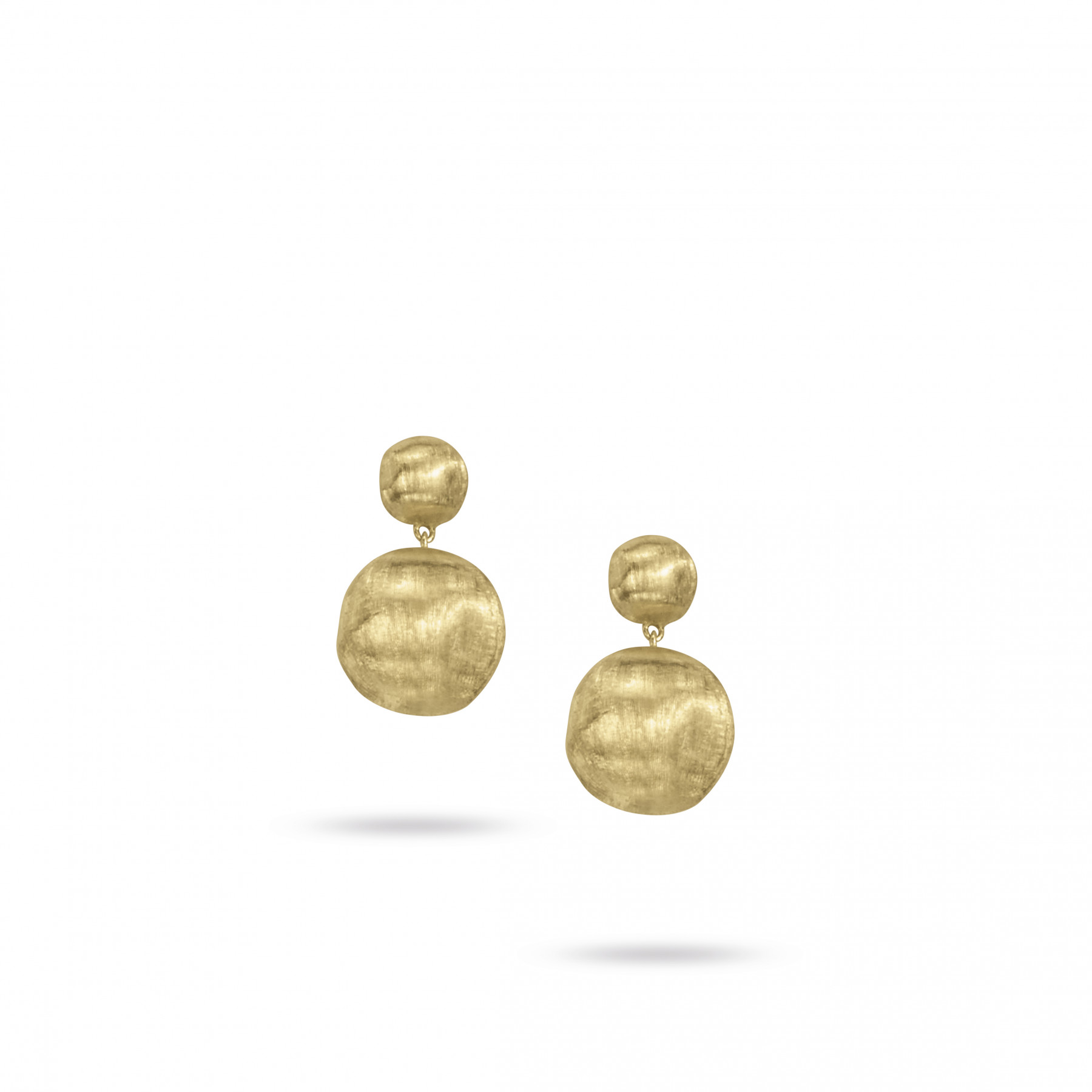 Marco Bicego Africa Yellow Gold Earrings