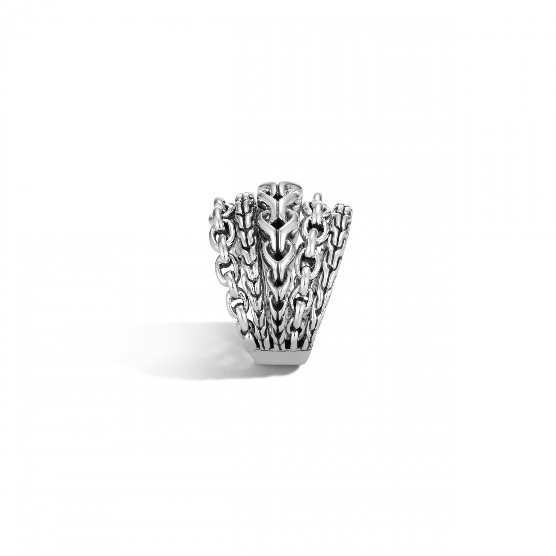 John Hardy Asli Classic Chain Link Ring side view