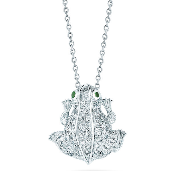 Roberto Coin Frog Necklace