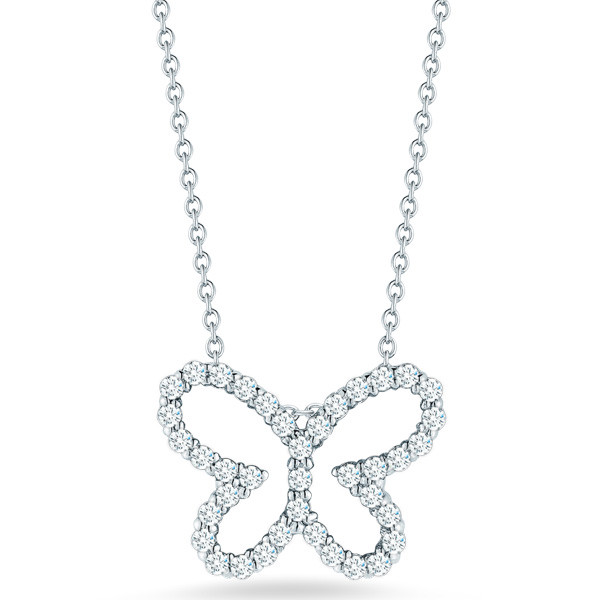 Roberto Coin Butterfly Necklace