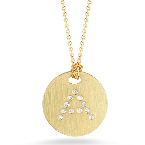 A Medallion Necklace
