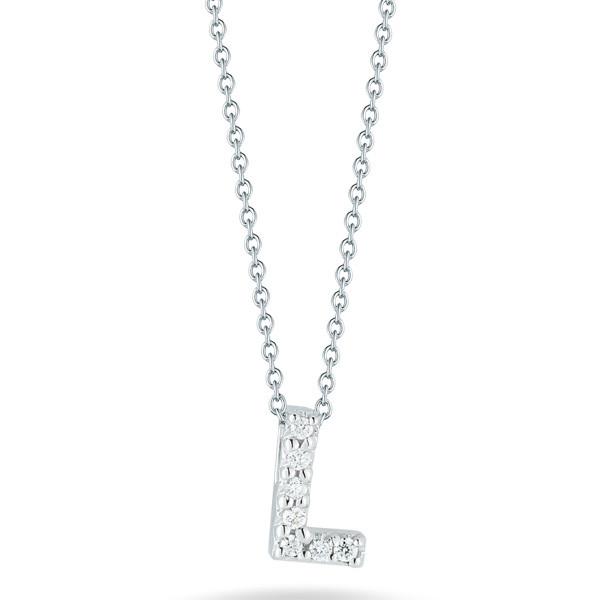 Initial L Necklace