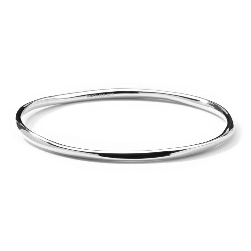 Ippolita Silver Classico Thin Bangle Bracelet