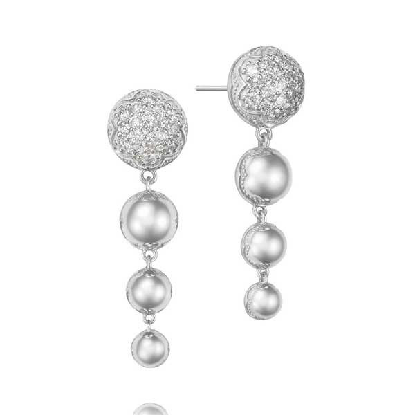 Tacori Sonoma Mist Diamond Earrings