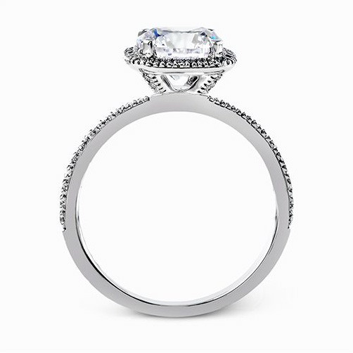 Simon G. MR1840-A Passion Engagement Ring Setting