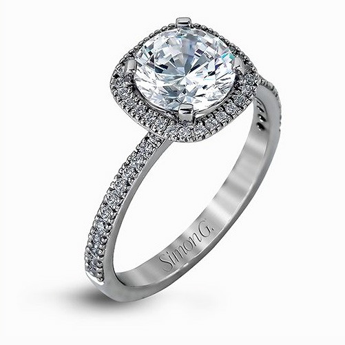 Simon G. MR1840-A Passion Engagement Ring