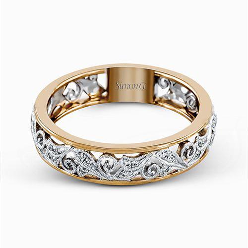 Simon G. MR2354 Vintage Explorer Ring