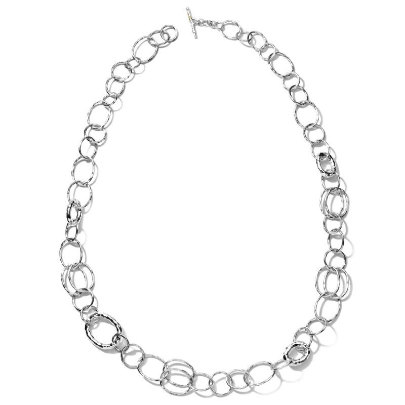 IPPOLITA Classico Sterling Silver Bastille Chain Necklace
