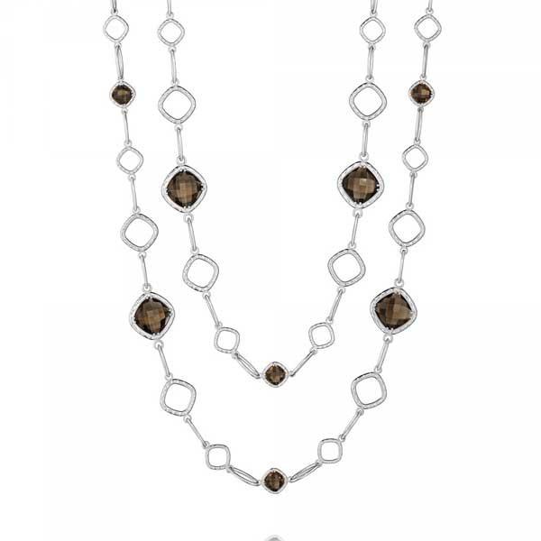 Tacori Truffle Smoky Quartz Necklace